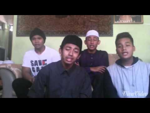 Acapella Ainul Mardhiah-UNIC(cover by Mukhliseen)