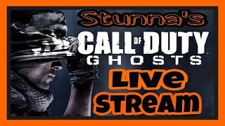 Call Of Duty Ghost! We Out Here Ghost Hunting On Call Of Duty Ghost! ( Cod Ghost Live Stream )