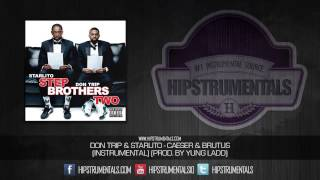 Don Trip & Starlito - Caeser & Brutus [Instrumental] (Prod. By Yung Ladd) + DOWNLOAD LINK