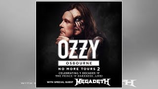 Ozzy Osbourne cancels Sydney and Melbourne Download shows