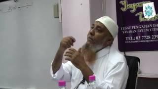 Tarekat, Sufi dan Tasawuf Adalah Firqah² Sesat - Ustadz Abdul Hakim