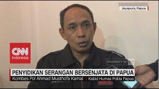 Penyidikan Serangan Bersenjata di Papua