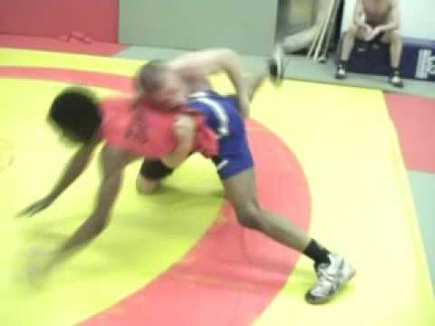 Wrestling Freestyle, LAW Spring Training Session 2007 Image 1