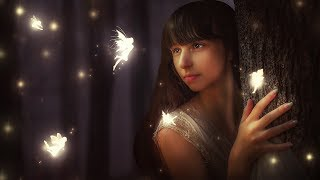 Fairy Forest Photo Manipulation Photoshop Tutorial