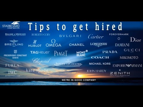 Cruise Ships Jobs, Shops on board, How to get a retail job on board, Cruise Ship Jobs