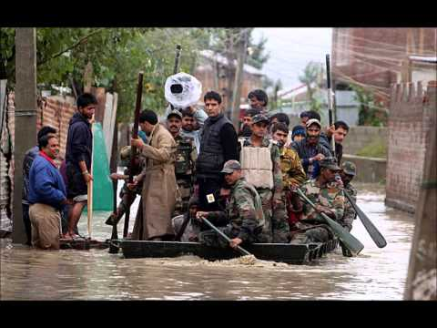 Salute to Indian army who won gratitude of flood victims in Kashmir