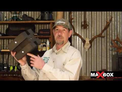 Max Box rifle rest review