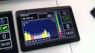 ASUS Transformer Prime GPS Signal Test - Comparison to Tablet S & Galaxy Tab 10.1