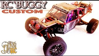 "RC Buggy FY03 ""Desert Eagle"" Custom"