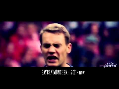 Manuel Neuer And His Career [2006-2015] ● Best Saves - Best Goalkeeper - All Teams | HD