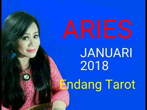 ARIES JANUARI 2018 YOUR MONTHLY HOROSCOPE | Endang Tarot - Your Face & Voice Reader (Indonesia)