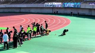 坂戸シティFC×青梅FC 6/6 2012第46回関東社会人サッカー大会