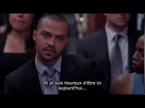 "mariage d'April 10x12 en VOSTFR jackson ""I love you..."""