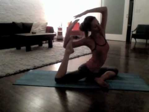 Yoga to Open the Hips and Back