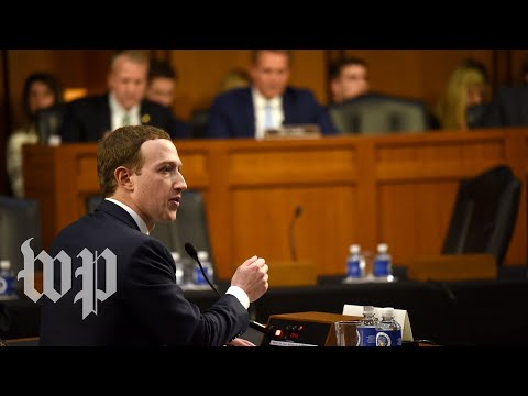 5 awkward moments at the Facebook hearing