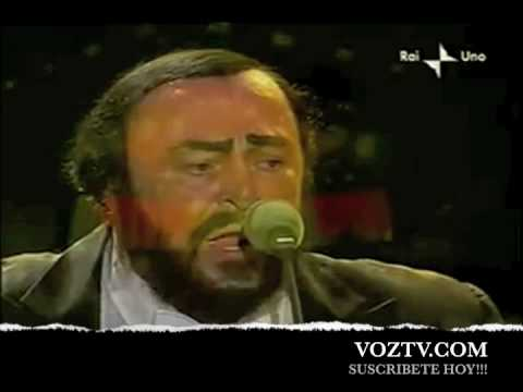 Luciano Pavarotti +Queen - Too Much Love Will Kill You Music Videos