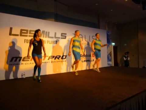 Bodyattack 85 Track 8 Qw 2, Presenter- Bojan Magazin video