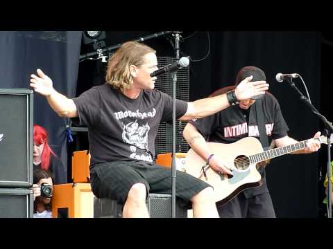 Ugly Kid Joe - Cats in the Cradle (Live - Download Festival, Donington, UK, June 2012)