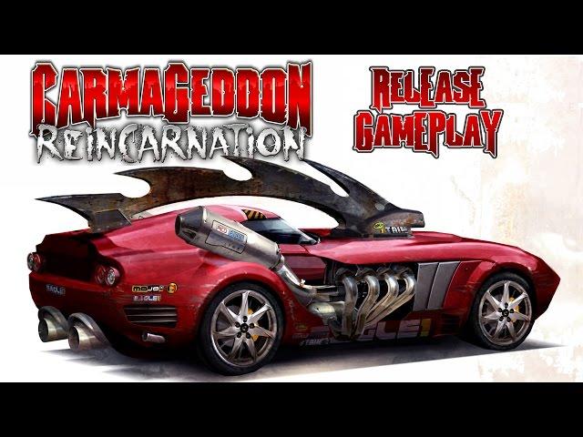 Руководство запуска: Carmageddon: Reincarnation по сети (Fix by REVOLT)