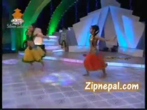 nepali songs (parbati rai in Chham Chhami)