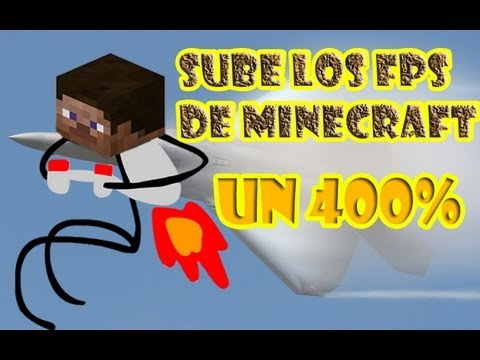Minecraft: Quitar lag   Subir fps 400%   Boostear Juegos