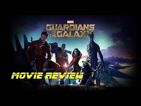 Guardians of the Galaxy Movie Review - Joe's Review