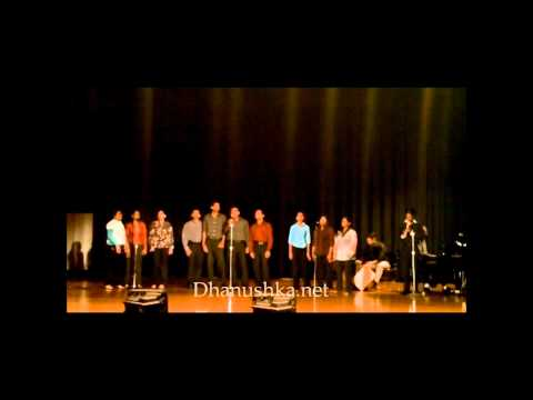 Ahasata Sonduruda Sanda Ketharam  International Talent Show, 2011 video