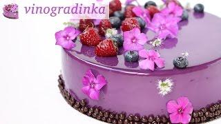 How to make a mousse cake (tutorial) - Vinogradinka