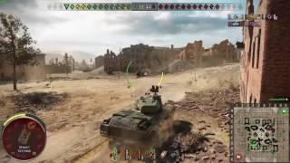 World of tanks PS4 - STA-1 Master