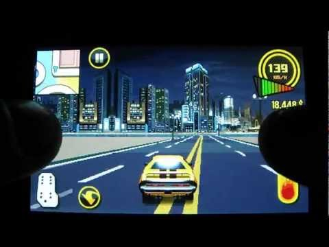 Driver San Francisco 3D on Samsung S5230 Star (Gameloft)(Download)(HD)