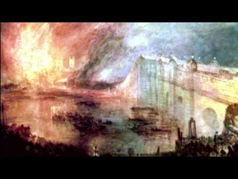 William Turner - Pintor romántico - Música: Debussy