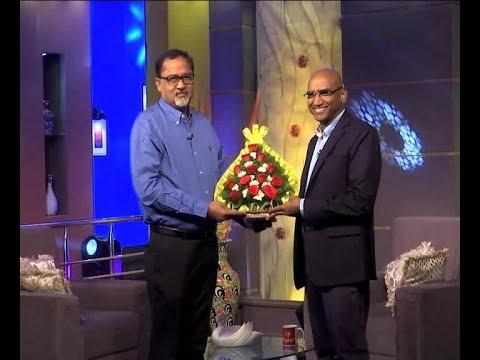 Cheppalani Vundi | DN Prasad with RS Praveen Kumar IPS |  Secretary, APSWREIS