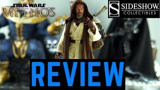 Sideshow Collectibles Mythos Obi Wan Kenobi 4K Review