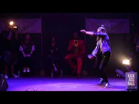 Kick Ass Ball (taiwan) vol.3 -GIRL STYLE final - Clio V.S 靜蓁
