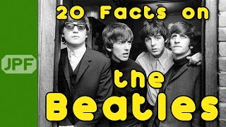 20 Facts on The Beatles