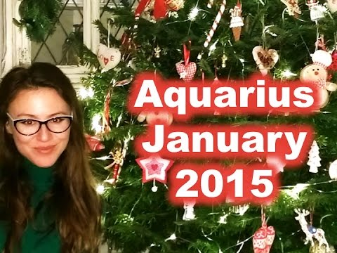 AQUARIUS January 2015 with Astrolada