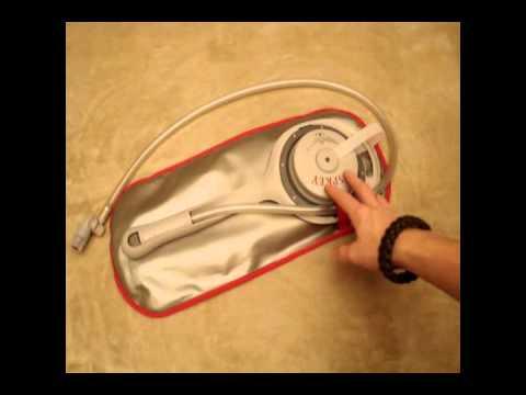 how to clean osprey bladder