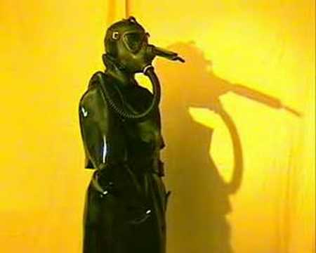 Breathe deeply with the Gasmask