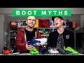 FOOTBALL BOOT MYTHS | Unisport Uncut Ep. 33