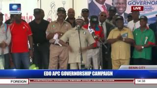 Edo APC Governorship Campaign Pt 8