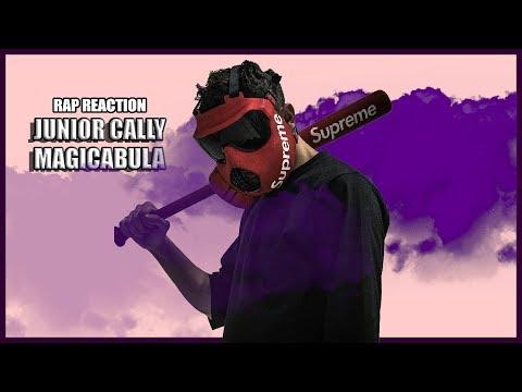 RAP REACTION   JUNIOR CALLY   MAGICABULA