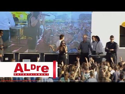 Alberie Hadergjonaj - Nderi I Kombit Dr.ibrahim Rugova [hd] video