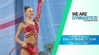 2018 Sofia Rhythmic Gymnastics World Cup Highlights
