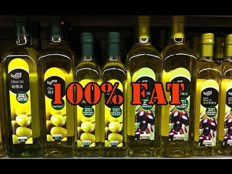 Why Oils (Even Raw) Are Unhealthy, Fattening & Disease Building