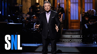 Alec Baldwin's 17th Time Monologue - SNL