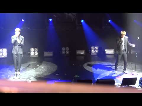130507 - YOUNGJAE & DAEHYUN - I BELIEVE I CAN FLY @ CLUB NOKIA [B.A.P LIVE ON EARTH LA]