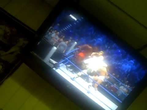 Sheamus,William Regal & Ezekiel Jackson Vs Cody Rhodes,Wade Barrett & Heath Slater 1/2