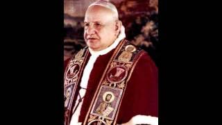 O Papa bom louva a misericórdia do Senhor
