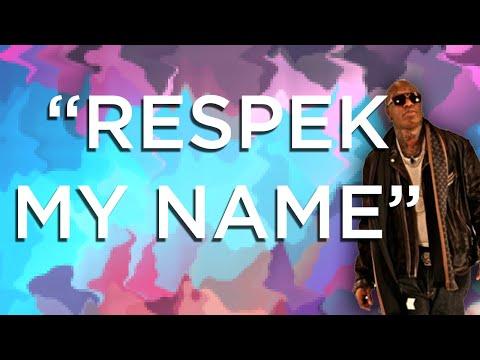 Birdman Tutorial - Put Some Respek on My Name