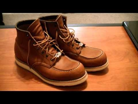Red Wing Shoes 875/10875 Boot Overview